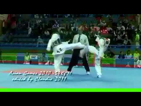 Nariman Shakirov Zhebe Taekwondo Club