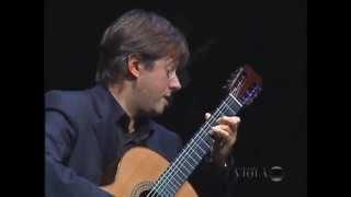 Franz Halasz plays Suite BWV996 (Prelude,Allemand,Courant, Bourrée) -  Movimento Violão live.