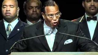 Minister Farrakhan Speaks: The Sickness Within (Supressing A Sociopathic Mentality) (Feb 27, 2011)