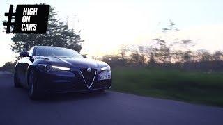Alfa Romeo Giulia og en snak om Ford Mustang