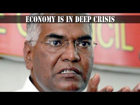 D. Raja, CPI : UPA patronises corporate houses spelling death of economy