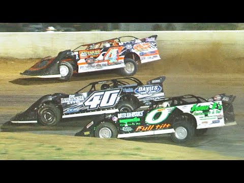 The Super Late Model Feature at Stateline Speedway (Busti, NY) on Saturday, July 27th, 2019!! Results (Top 6): 1) David Scott 2) Max Blair 3) Dutch Davies 4) ... - dirt track racing video image