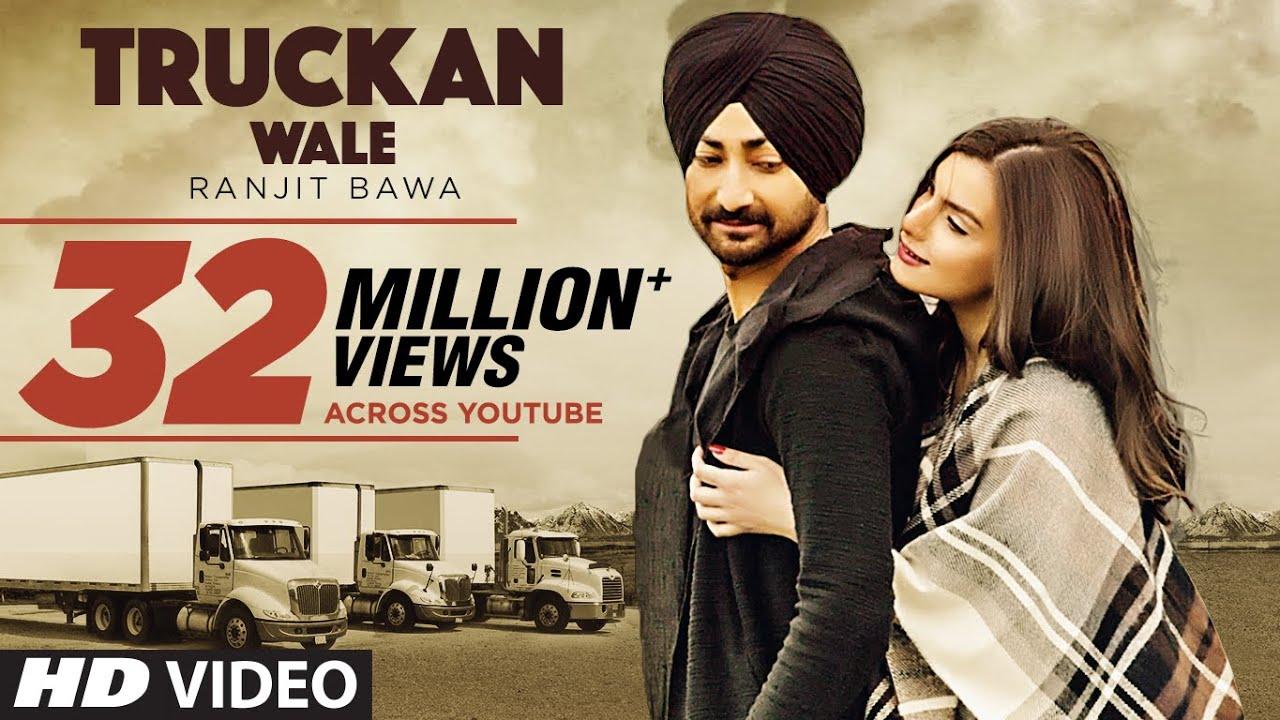 Ranjit Bawa: Truckan Wale (Official Song) | Nick Dhammu | Lovely Noor | New Punjabi Songs 2017 #1