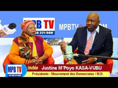 RDC: Leçons du Seisme Trump Clinton:Onu et Justine Kasa-Vubu pour le Respect de la Constitution