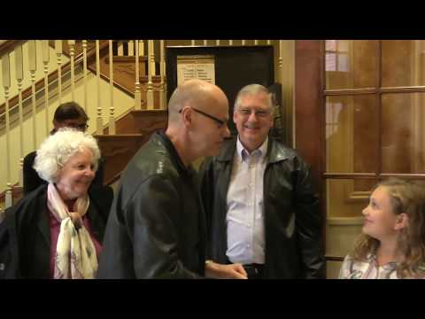 Dean Peterson Surprise Retirement Party at the Historic Homestake Opera House