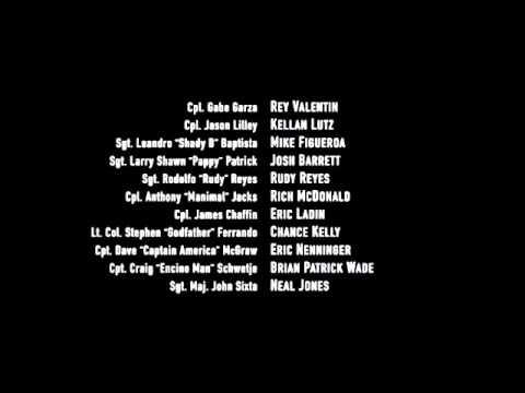 Generation Kill Episode 5 Radio