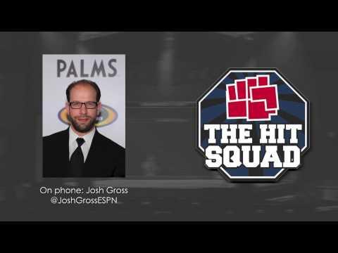 The Hit Squad 17 - Interview with Josh Gross (@JoshGrossESPN)