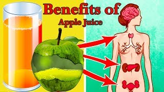 See What Happens If You Drink A glass Of Apple Juice Everyday-Benefits of Apple Juice I Healthy Ways