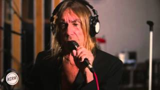 "Iggy Pop performing ""Sunday"" Live on KCRW"