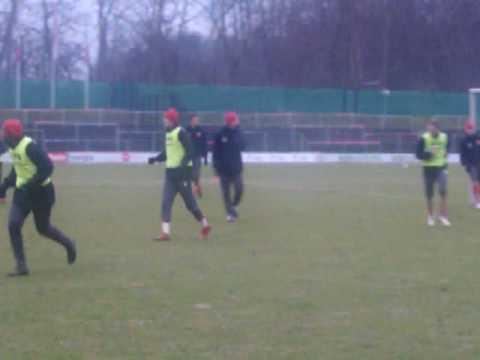 1.FC Köln Poldi & Geromel in hochform