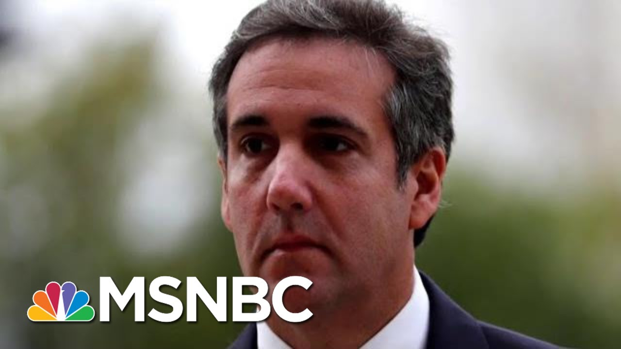 Michael Cohen Tapes Could Be Gold Mine For Prosecutors | The Last Word | MSNBC