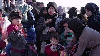 Худший год для детей в Сирии