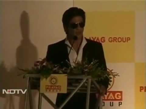 Shahrukh khan @iamsrk says I would love to shoot at Prayag Film City