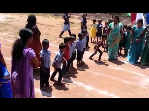 Funny kerala school running race