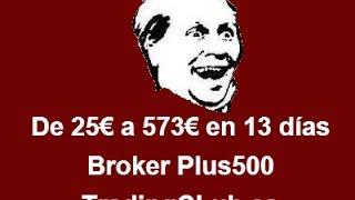 Retirando dinero Broker Plus500 de Forex Bono sin Deposito