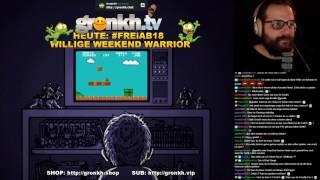 0156 🔴 ZELDA: Breath of the Wild, NieR AUTOMATA, Vikings, ... 🔴 Gronkh Livestream 03.03.2017
