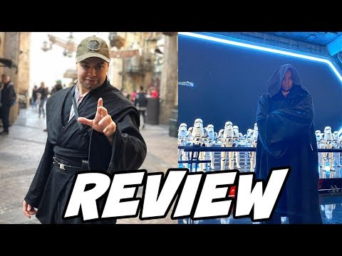 What I Really Thought of Galaxy's Edge...REVIEW
