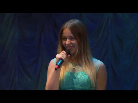 "Данилова Мария - Песня ""Неба дожди"""