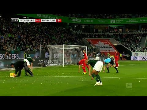 شاهد.. تأجيل مباراة كرة قدم بسبب رمي الجمهور لـ -بيض الفصح- على أرض الملعب…  - نشر قبل 15 دقيقة