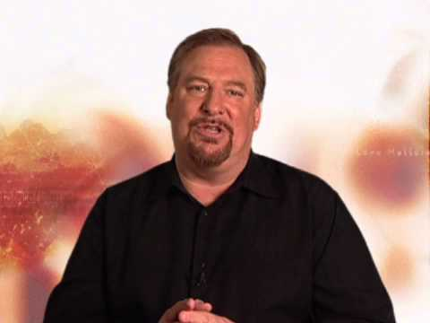 40 Days of Love Small Group Bible Study by Rick Warren - Session One