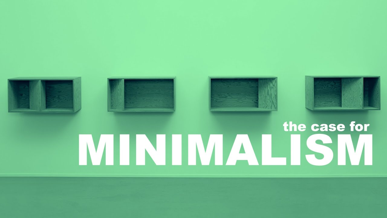 The case for minimalism the art assignment pbs digital for What is minimalism