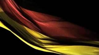 German flag and anthem