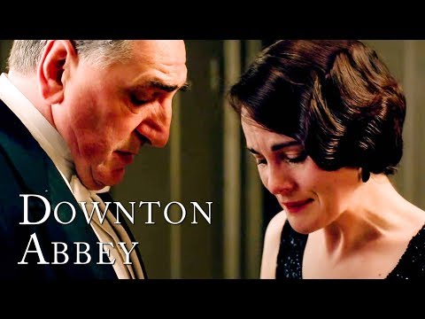 Mary Apologises For Her Behaviour to Carson   Downton Abbey
