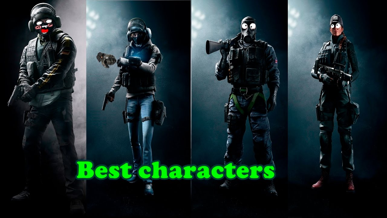 rainbow six siege character roulette