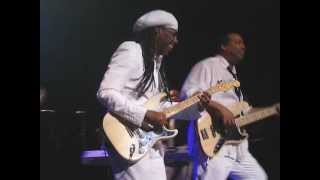 Nile Rodgers & Chic - Lost in Music live Eindhoven 16-09-2013