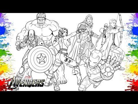 Desenho De Super Herois Da Marvel Avengers Comics Quadrinhos Iron
