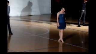 Choreographic Team Caraibici &quot BACHATA&quot Saggio 2012 M°Paolo Villani e Ilaria Rinaldi