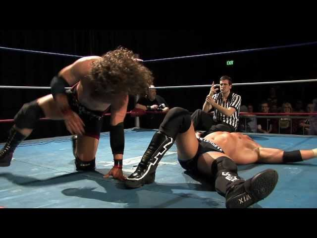 KrackerJak vs  Mike Petersen - Warzone Wrestling Championship - Warzone 14 FULL MATCH Travel Video