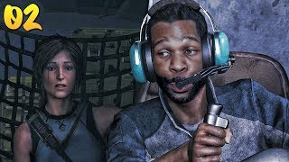 Shadow of the Tomb Raider Walkthrough Gameplay Part 2 - THAT SCARED ME LOL