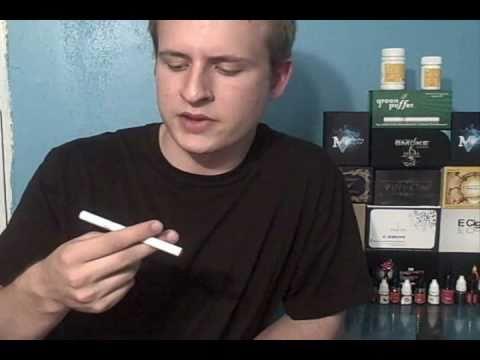 Krave 500 Disposable Electronic Cigarette Review
