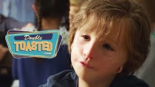 WONDER MOVIE REVIEW - Double Toasted Review