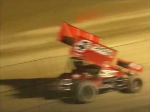 Sprintcars SCCT Main Event @ Fernley 95a Speedway 7 29 17