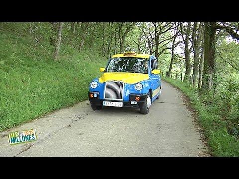 La ruta del taxi-bus de Oiartzun