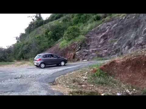 Driving to Manjolai Tea Estate, Tamil Nadu, India - video by Arun Kumar B