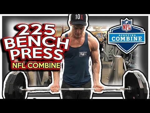 225 BENCH FOR MAX REPS | HOW TO WARM-UP