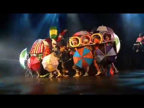 Espetáculo Par ou Ímpar - Kleiton & Kledir, Grupo Tholl e Fabiana Karla - YouTube