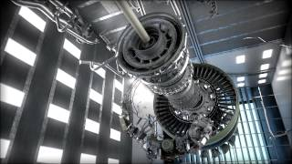 See inside the GE9X, GE
