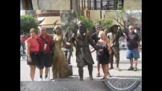 Voyage a la ville de Tequila au Mexique