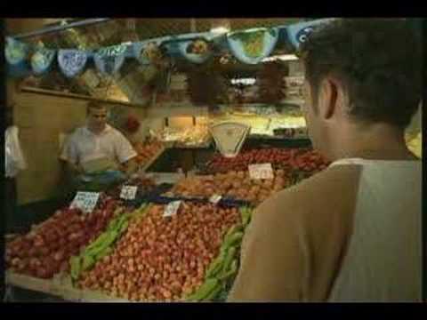 Hungary - Budapest, Market Hall - TV Traveller