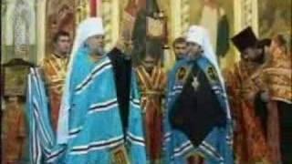 видео: Святые мощи Александра Невского в Риге