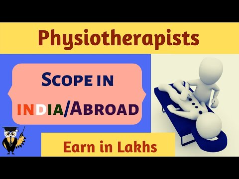 Physiotherapists | Scope In India/Abroad | Earn In Lakhs