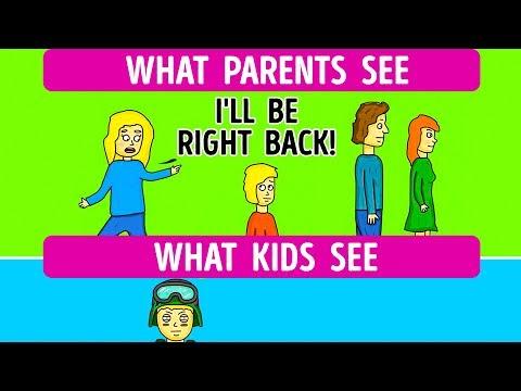PARENTS VS. KIDS