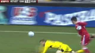 MLS EASTERN CONF. CHAMPIONSHIP: Chicago Fire @ Columbus Crew