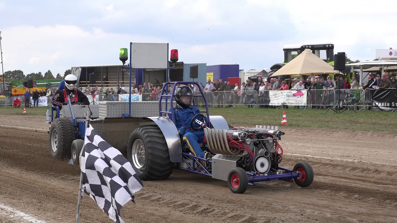 Modified 600kg Garden Pulling Sonsbeck 2018 By Mrjo Youtube
