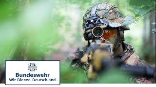 Gebirgsjäger beim Kampf in den Alpen - Bundeswehr