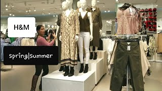 H&M Spring and summer collection 2019